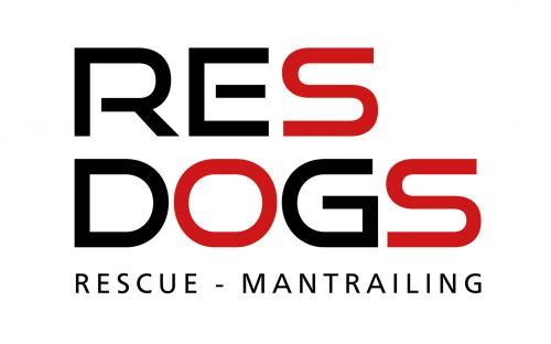 Nové logo naší zásahové organizace RESDOGS